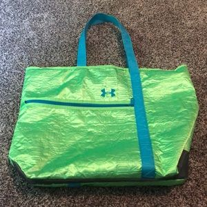Under armour bag. See back for ink stain.